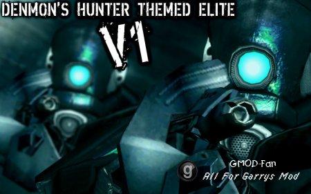 Denmon's Hunter themed Elite v