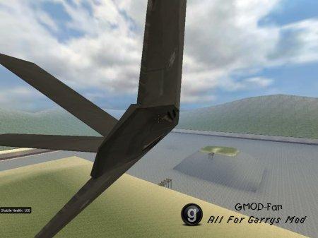 F117 Bomber Jet