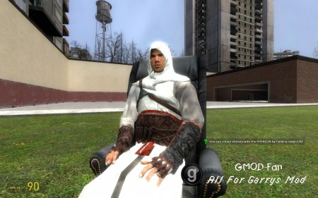 Altair playermodel