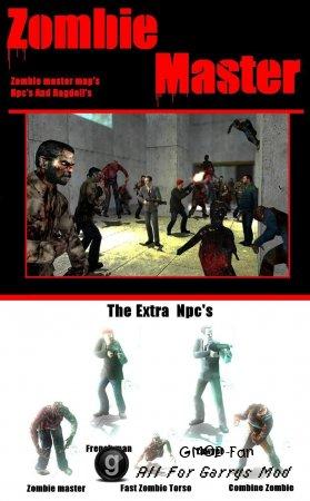 New Zombie Npc's 1.2