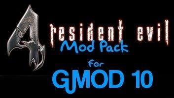 Resident Evil 4 Mod Pack (1.2)