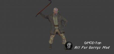 COD4 Zakhaev player model