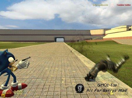 Sonic Player Models V3