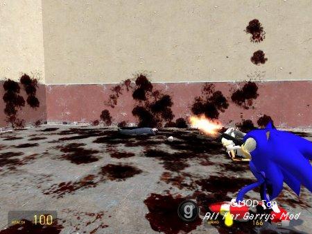 Sonic Player Models V2