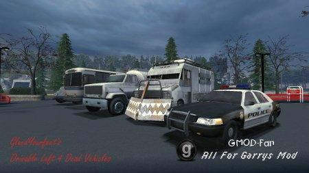 Freemanftw's L4D Cars v2