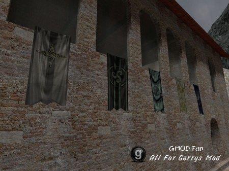 Skyrim Flag Banners