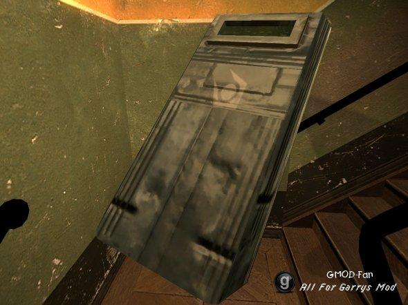 Metrocop Tactical Shield