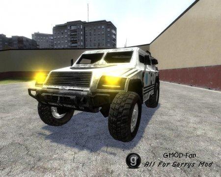 District 9 Drivable Vehicles