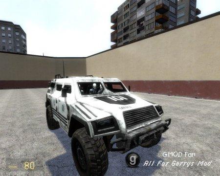 District9 Vehicles CAMERA FIX