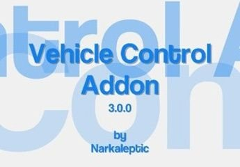 Vehicle Control 3.0.3