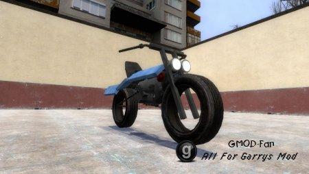 Garam2 tP Motorcycle