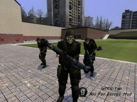 Skeleton Soldier NPC