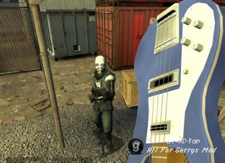 Rickenbacker Guitar Mod