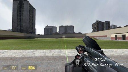 laser GUN!