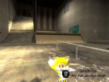Super Tails,Amy&Knuckles Player Models