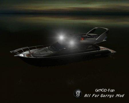 Drivable yacht