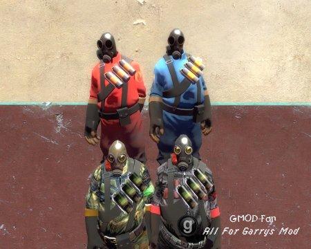 TF2 Stalker Pyro hexed