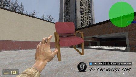 Bioshock Grav-Gun Replacement
