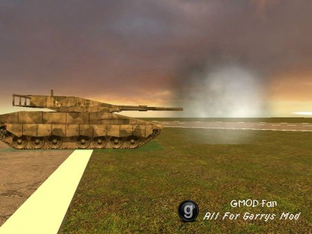 Tank,helicopters and howitzer!