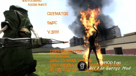 Cremator Snpc V.3