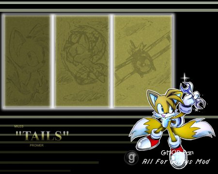 Tails Background