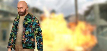 Max Payne 3 Model