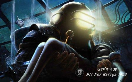 Bioshock by Wh40k Clan & SeeflottenART's