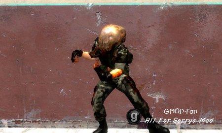 Hecu Zombie NPC