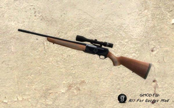 Elephant Rifle (BAR Safari)