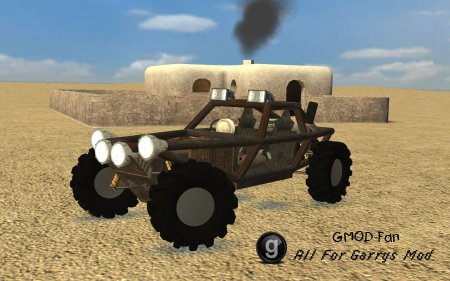 Karbine's Rusty Buggy