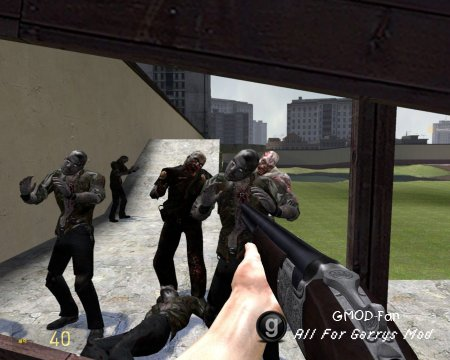 ZPS Zombies