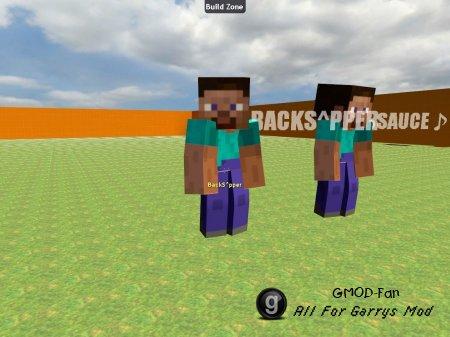 Minecraft Player Model