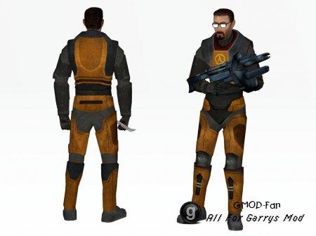 Gordon Freeman Player Model
