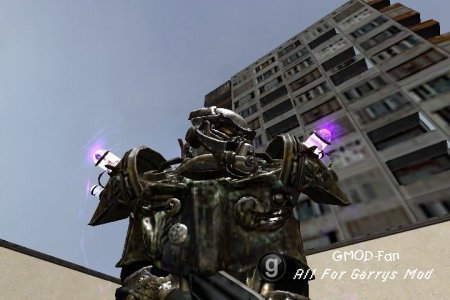 Fallout 3 Enclave NPC