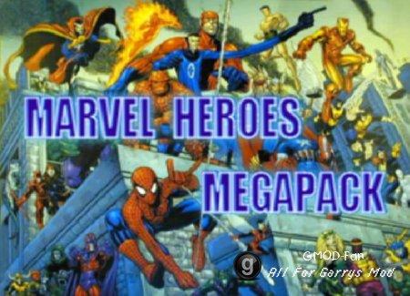 Marvel Heroes MEGAPACK