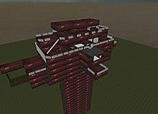 Huge fortress!