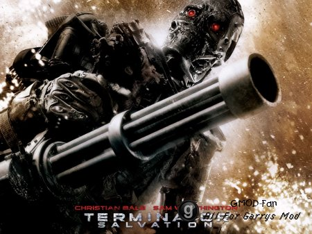 Terminator Salvation Background