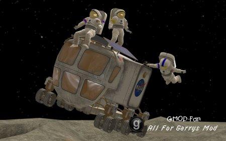 Moonbase Alpha content
