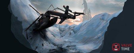 В сеть просочились концептуальные рисунки Half Life 2: Episode 3