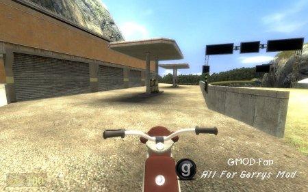 SligWolf´s Motorbike(Schrotti)