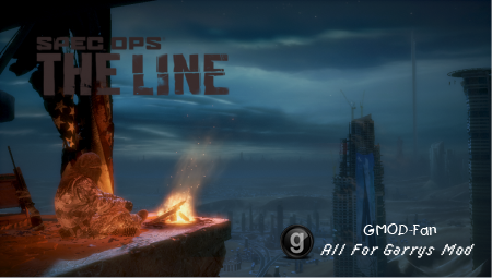 Spec Ops: The Line by Wh40k Clan & SeeflottenART's