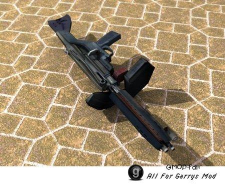 AR2 Machine Gun SHORT RELOAD