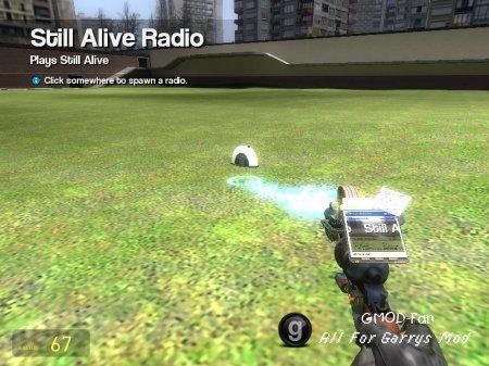 Still Alive RADIO 1.2