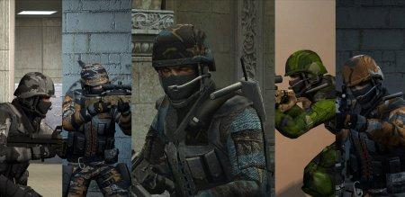 Darkelfa's CT NPCs and player models pack