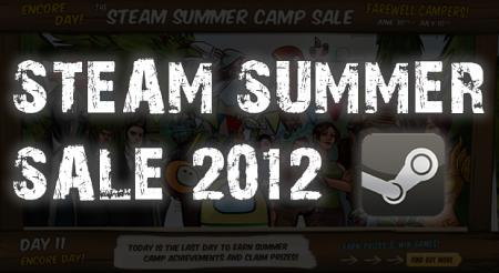 Steam Summer 2012