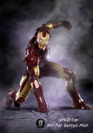Iron Man SWEP (ADMIN)