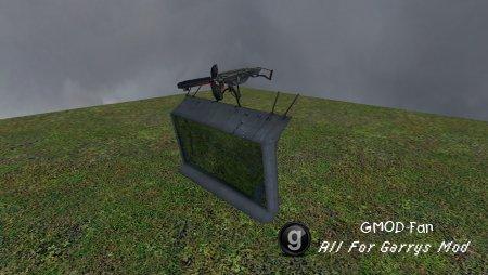 Useable Combine Gun Prefab