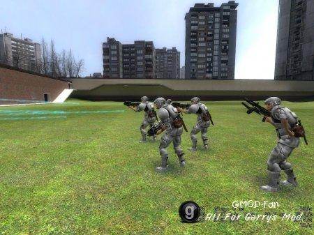 Imperial Guard SNPC