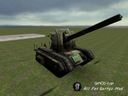 Driveable W40k Vasilisk