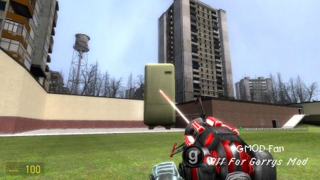 Blood Physgun